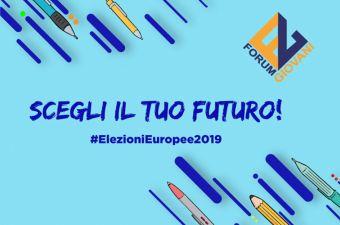 SCEGLI IL TUO FUTURO! #ELEZIONIEUROPEE2019