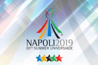 XXX SUMMER UNIVERSIADE 2019, A NAPOLI DAL 3 AL 14 LUGLIO 2019