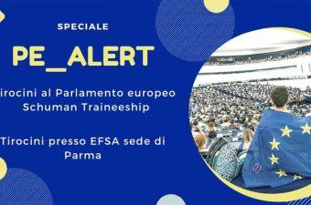 OPPORTUNITA' LAVORATIVE IN AMBITO EUROPEO PER LAUREATI!