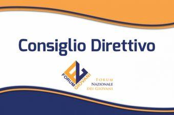 CONVOCAZIONE CONSIGLIO DIRETTIVO - 17 GIUGNO 2019