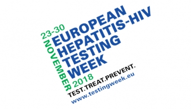 EUROPEAN TESTING WEEK: L'IMPORTANZA DEI TEST PER EPATITE E HIV