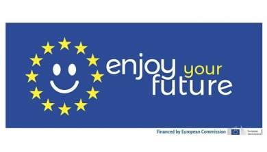 "COSTRUIRE L'EUROPA: ""ENJOY YOUR FUTURE"""