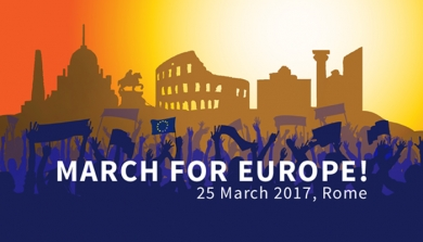 MARCH FOR EUROPE 2017
