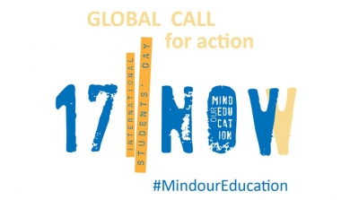 NUOVA CAMPAGNA: MIND OUR EDUCATION - EDUCATE OUR MINDS