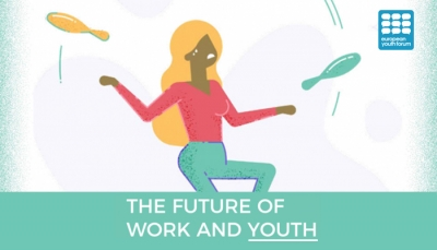 THE FUTURE OF WORK AND YOUTH: PRESTO ONLINE LA PUBBLICAZIONE