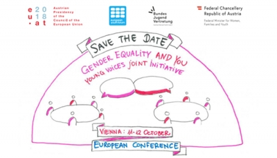 "CONFERENZA SULLA PARITÀ DI GENERE ""GENDER EQUALITY AND YOU"""